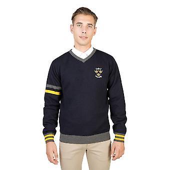 Oxford University jerseys point Oxford University - Oxford_Tricot-Vneck 0000039394_0
