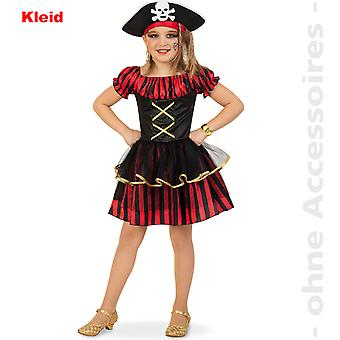 Pirate Costume pirate bride children sea wedding Seeräuberin child costume