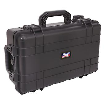 Sealey Ap615 Storage Case Water Resistant Professional On Wheels
