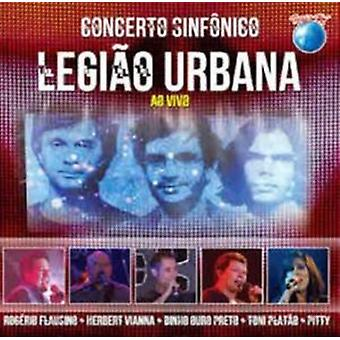 Legiao Urbana - Concerto Sinfonico [CD] USA import