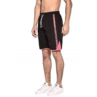 883 POLICE Windle Swim Shorts | Black