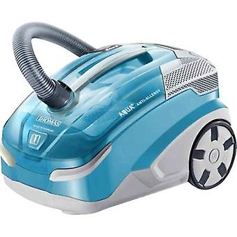 Bagless vacuum cleaner Thomas Aqua+ Anti Allergy 1600 W Turquoise, Grey