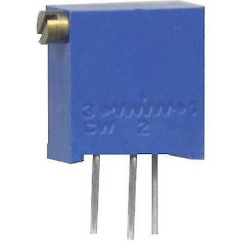 Weltron 001045026203 WEL3266-X-103-LF Multiturn Trimming Potentiometer 6MM 10K 10% 0.25W 3266X
