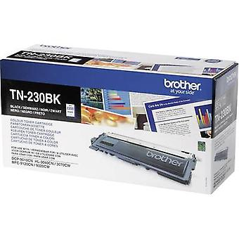 Toner cartridge Original Brother TN-230BK Black Page yield 2200 pages