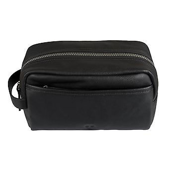 Timberland bag bag cosmetic Toilettenbag cosmetic bag black 7445
