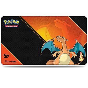 Ultra Pro Pokemon game mat With Charizard (61x34cm) Card