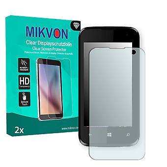 Archos 40 Cesium Screen Protector - Mikvon Clear (Retail Package with accessories)