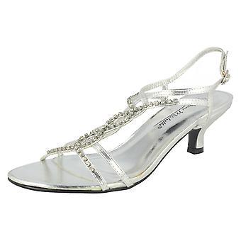 Ladies Anne Michelle Evening Sandals L3879