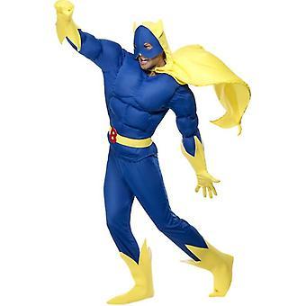 Bananaman Costume.  Chest 42