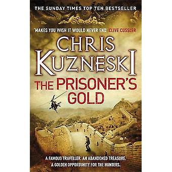 De gevangene is goud door Chris Kuzneski - 9780755386611 boek
