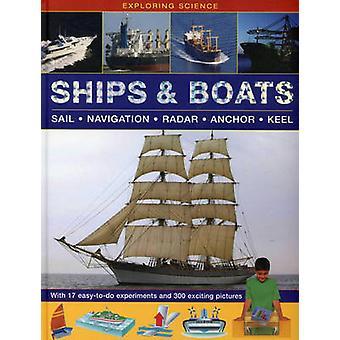 Ships & Boats - Sail * Navigation * Radar * Anchor * Keel by Chris Oxl