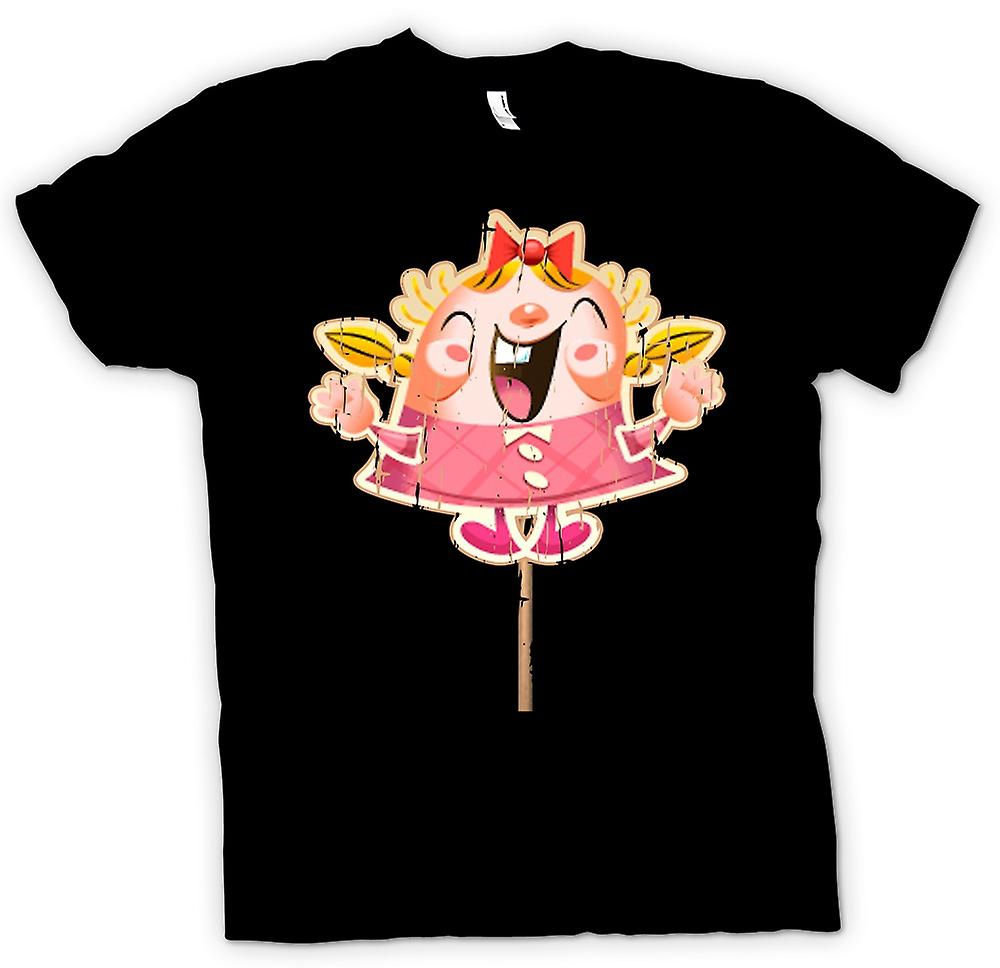 Enfants T-shirt - Tiffi - Candy Crush Gamer