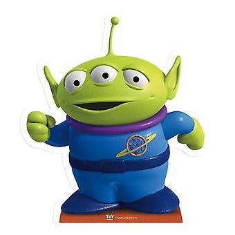 Little Green Man - Toy Story Alien Lifesize Cardboard Cutout / Standee