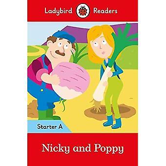 Nicky and Poppy: Ladybird Readers Starter Level A