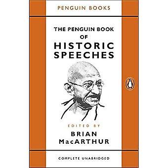 Pingwin książki historyczne przemówień