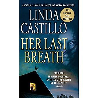 Esalare l'ultimo respiro (Kate Burkholder romanzi)