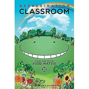 Mordet klassrummet, Vol. 20 - mordet klassrummet 20 (Häftad)