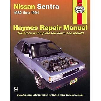 Datsun, Nissan Sentra, 1982-1994
