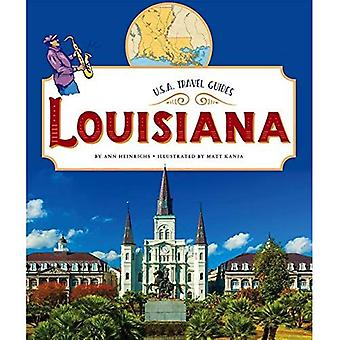 Louisiana (U.S.A. Travel Guides)