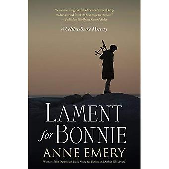 Lament for Bonnie: A Collins-Burke Mystery