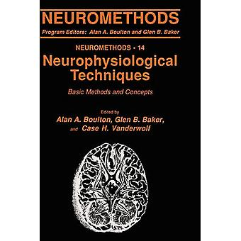 Neurophysiological Techniques  Basic Methods and Concepts by Boulton & Alan A.