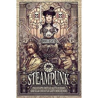 كتاب الغمر Steampunk من جونز & دال غاريث