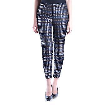 Gucci Multicolor Silk Pants