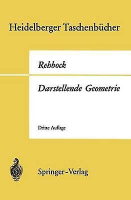 Darstellende Geometrie by Rehbock & Fritz