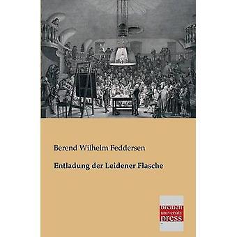 Entladung Der Leidener Flasche by Feddersen & Berend Wilhelm