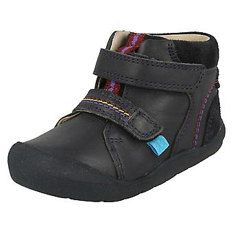 Boys Startrite Casual Ankle Boots Burst
