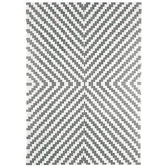 Onix On01 geometriske tepper i grått