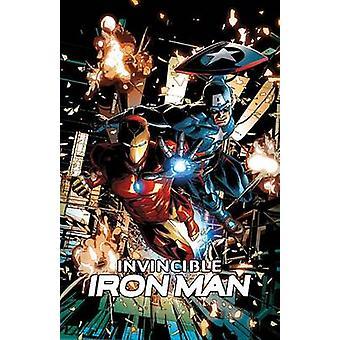Invincible Iron Man Vol. 3 by Brian Michael Bendis - Mike Deodato Jr.