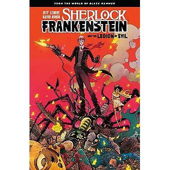 Sherlock Frankenstein Volume 1 by Jeff Lemire - 9781506705262 Book