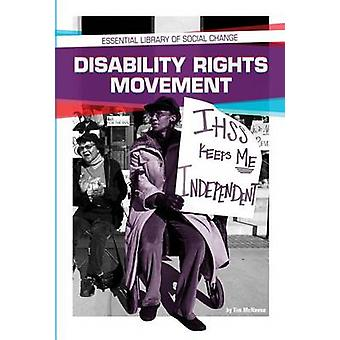 Disability Rights Movement by Tim McNeese - 9781617838866 Book