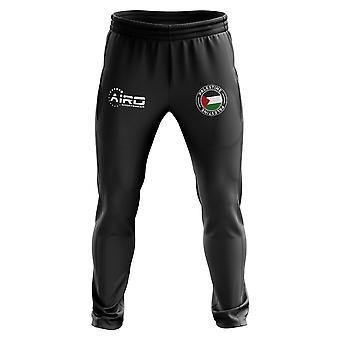 Palestina Concept fotboll tränings byxor (svart)