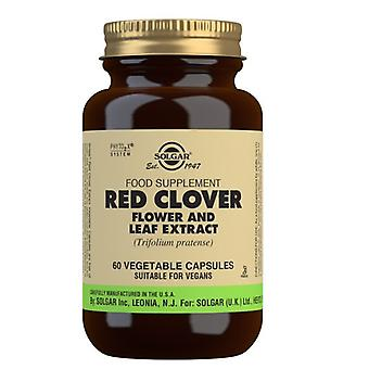 Solgar Red Clover & Leaf Extract Vegicaps 60 (4142)