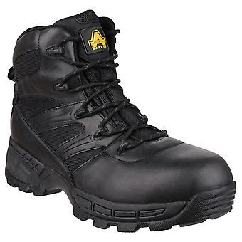 Amblers Safety Mens FS410 Waterproof Lace up Safety Workboot