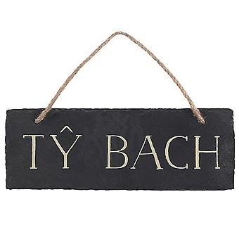 Something Different Ty Bach Slate Sign