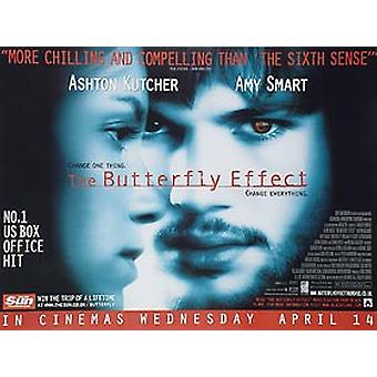 The Butterfly Effect (Double Sided) Original Cinema Poster