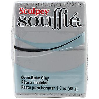 Sculpey Souffle Clay 2 Oz. Concrete Su6 6645