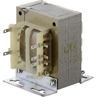 Isolation transformer 1 x 230 V 1 x 115 Vac 500 VA 0.13 A