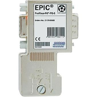 LappKabel 21700503 EPIC® ED-PB-90-PG-S EPIC Data PROFIBUS Plug Connector With Screw Connection Adapter -