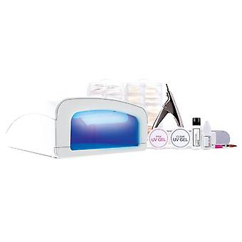 Rio And Extensions Manicure Kit Professional Led