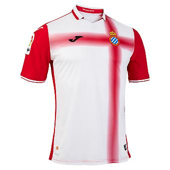 2016-2017 Espanyol Joma Away Football Shirt