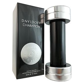 Champion for Men by Davidoff 3.0 oz EDT Spray