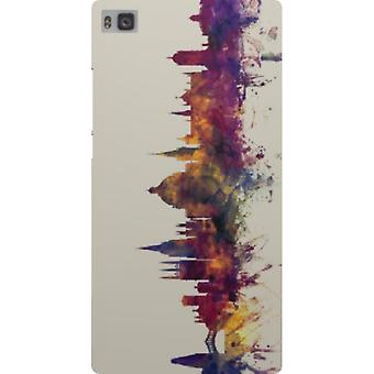 Cover oxford skyline for Huawei P8
