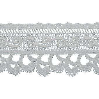 Art Nouveau Edge Venice Lace Trim 2