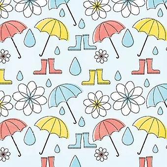 In the Rain III Poster Print by Steve Mack