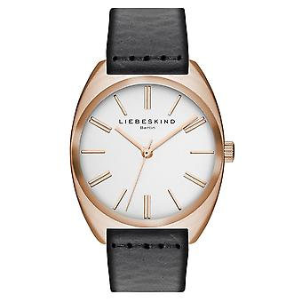 LIEBESKIND BERLIN Unisex Watch wristwatch leather LT-0023-LQ
