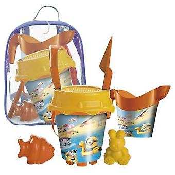 Mondo Minion Bucket Set (Outdoor , Garden Toys , Sand Toys)